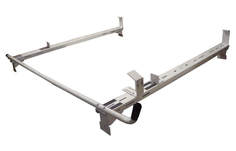 Aluminum Ladder Rack - Full Size GMC Savana. Model 7VA-M GM