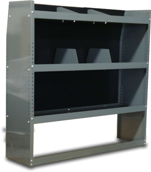 Nissan NV200 Van Shelving Storage Unit