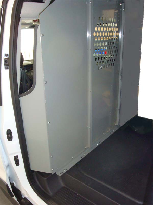 2014 - 2016 Ford Transit Connect Van Safety Partition, Bulkhead