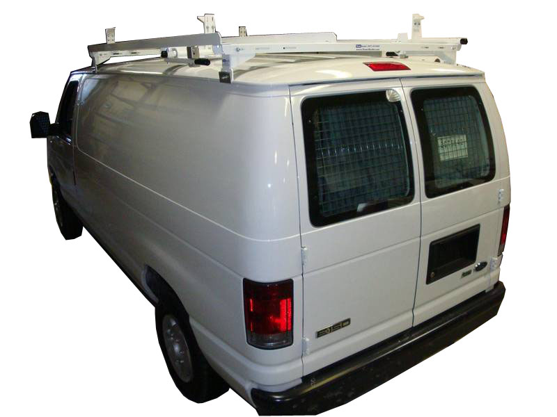 Ford Econoline Van Ladder Racks