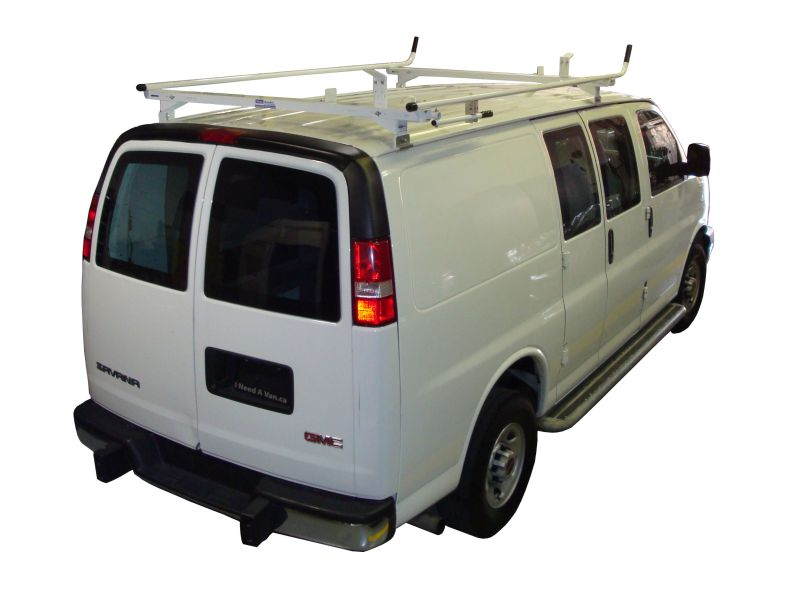 Chevy Express Van Ladder Racks