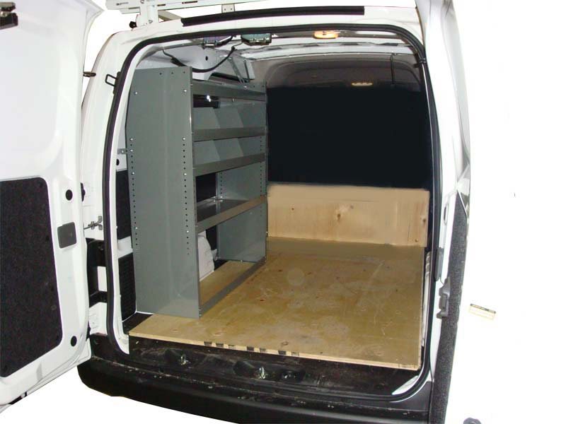 Nissan NV200 Shelving