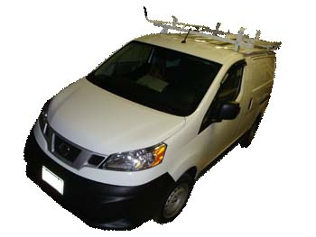 Nissan NV200 Ladder Racks