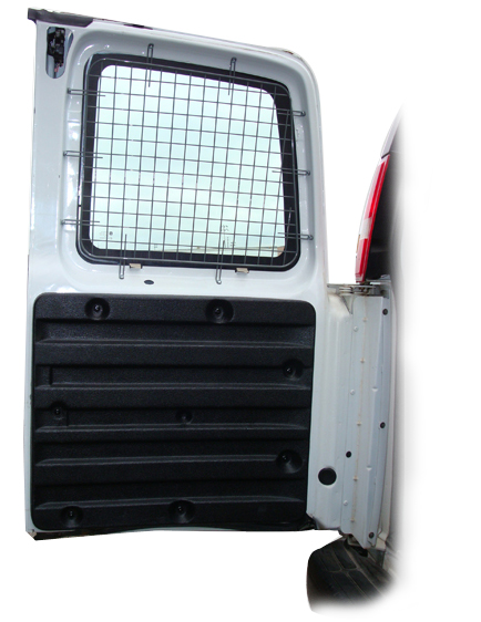 GMC Savana Screens for 2 Side Hinged Doors
