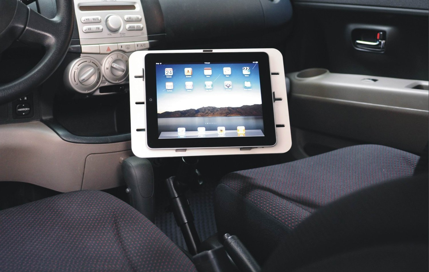 Car, Truck Ipad Tablet Adjustable Mount Holder Desk